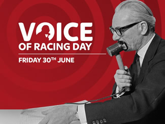 Voice of Racing Day